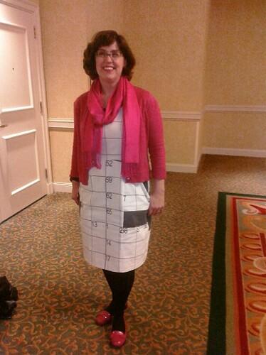 crossword dress 2010