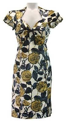 Milly Rose Dress Take Two