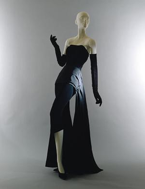 Dior dinner dress
