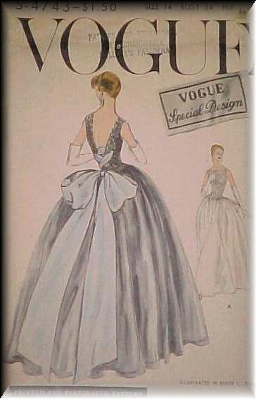Vogue 4743