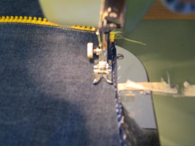 waistband pocket how-to