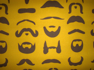 sew bettie mustache
