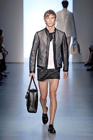 Really, really, really bad shorts.