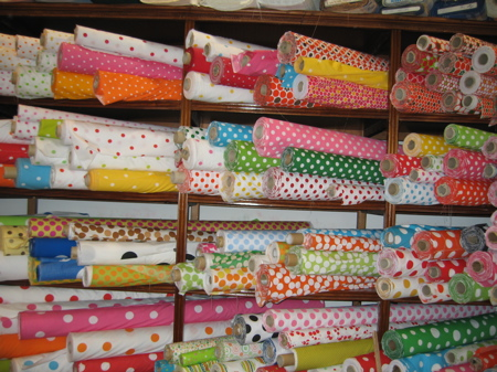 fabric in spain