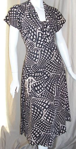 keyboard dress