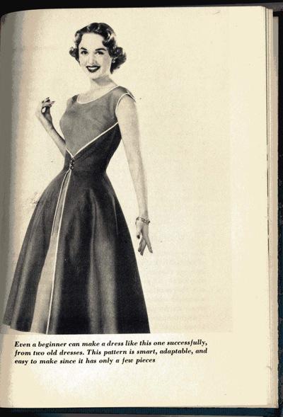 walkaway dress in Fashion Sewing on a Budget