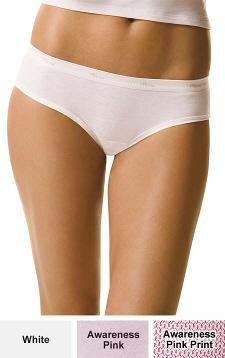 plain white panties