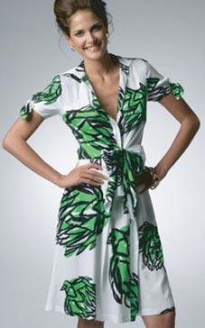 DVF Blondelle dress