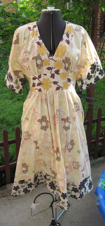 brown duro dress