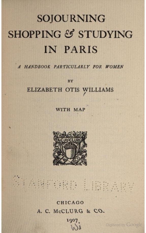 Elizabeth Otis Williams