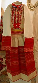 croatian folk dress