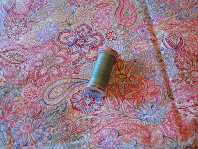 more paisley fabric