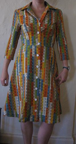 Ruler Dress