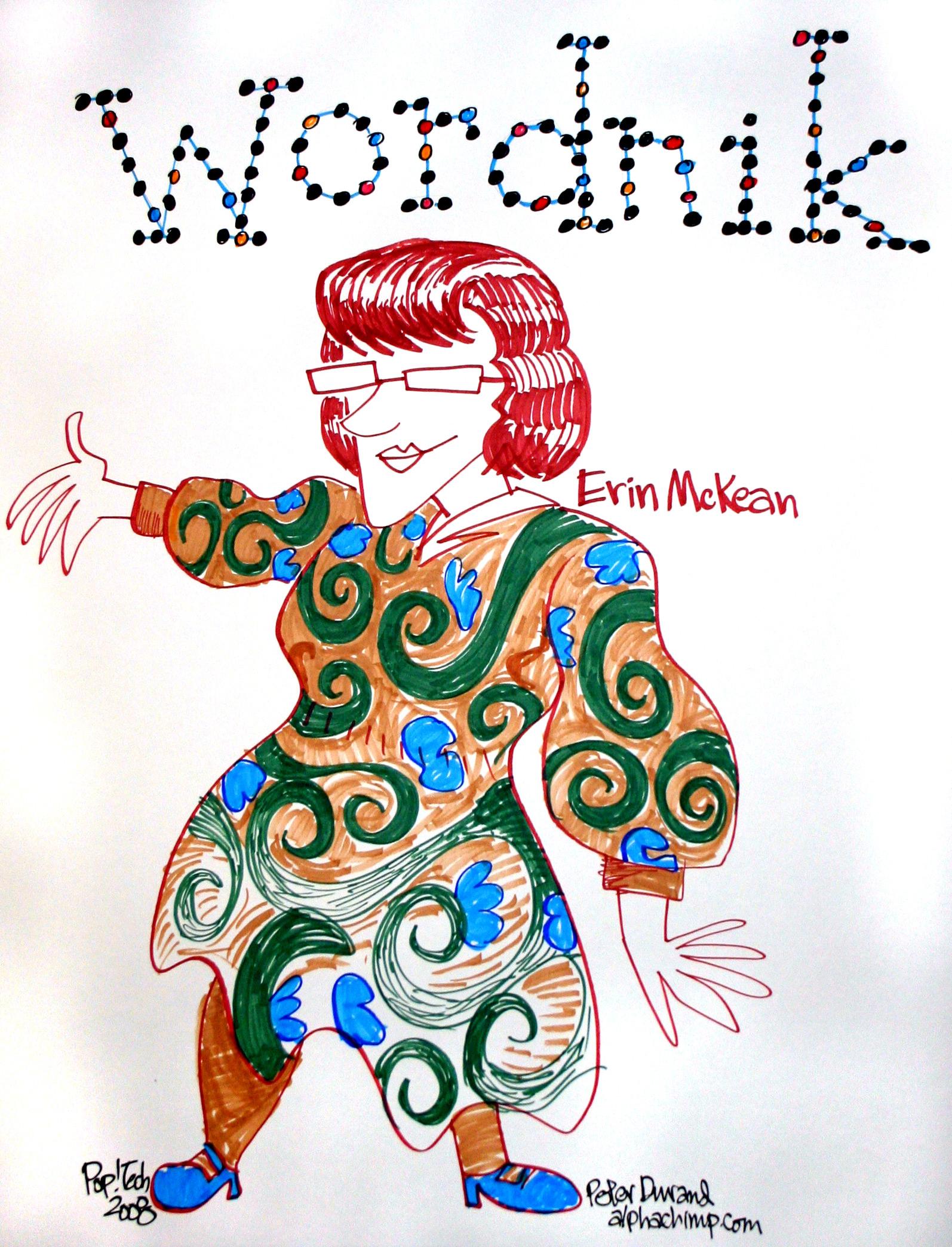 wordnik dress