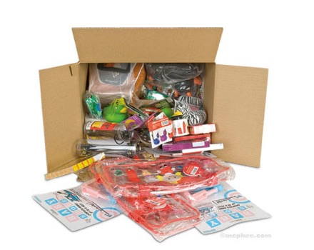 McPhee Mystery Box